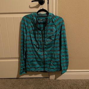 lukka athletic jacket size large